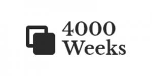 logo 4000 weeks
